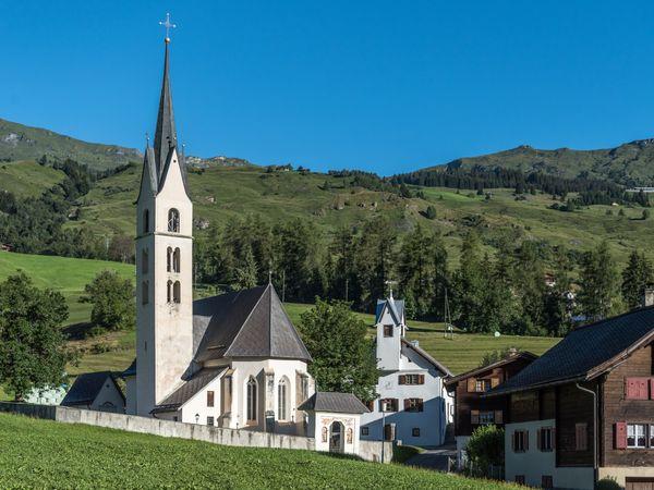 Kirche Nossadunna, Degen