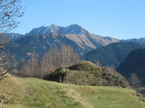 Hügel Turatscha