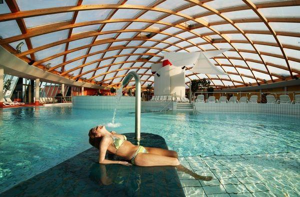 Entspannung im Freizeit- und Erlebnisbad elypso in Deggendorf