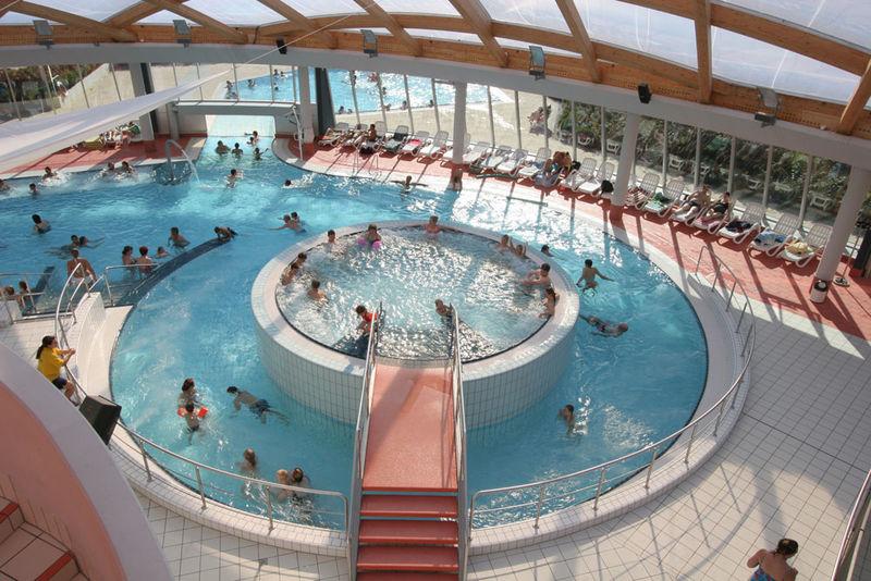 Badespaß im elypso Freizeit- und Erlebnisbad in Deggendorf