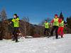 Langlauferlebnis bei Greising im Langlaufgebiet Rusel-Oberbreitenau