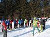 Skilanglauf-Kurs in Greising bei Deggendorf im Bayerischen Wald