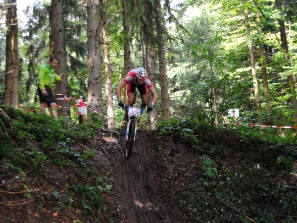 MTB-Event in Greising bei Deggendorf im Bayerischen Wald