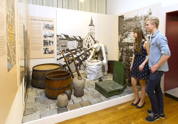 Anschauliche Ausstellungen im Stadtmuseum Deggendorf
