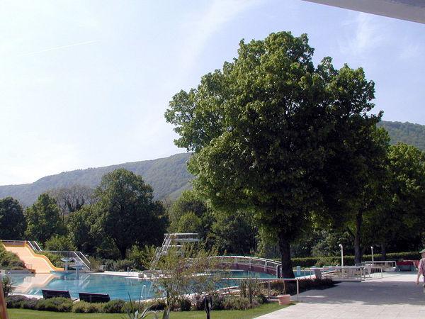 Freibad Dettingen an der Erms