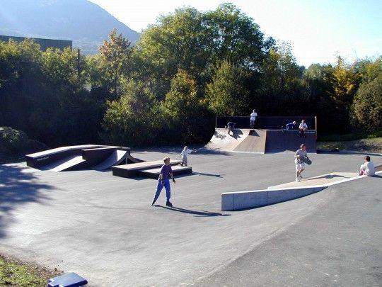 Skatepark Dettingen an der Erms
