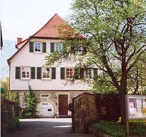 Wilhelm-Zimmermann-Gedenkstätte