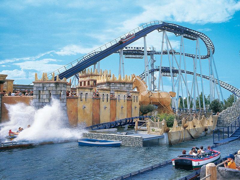 Europa Park Bester Freizeitpark Europas Basel Com