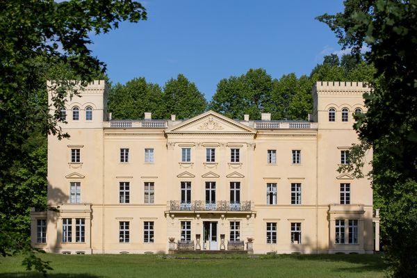 Schloss Steinhöfel, Foto: Florian Läufer