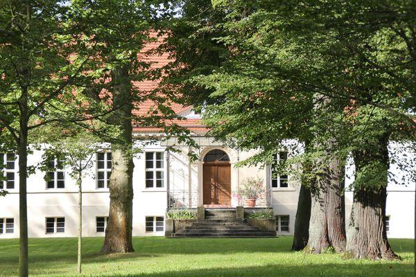 Schlosspark Diedersdorf, Foto: Katrin Riegel