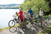 Radfahren Diemelsee