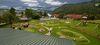Blick auf dem Golfpark Diemelsee von der Diemelsteighütte