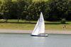 Segelboot Diemelsee