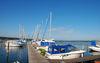 Yachtclub Diensdorf e.V. - rechter Seitensteg © Christin Drühl