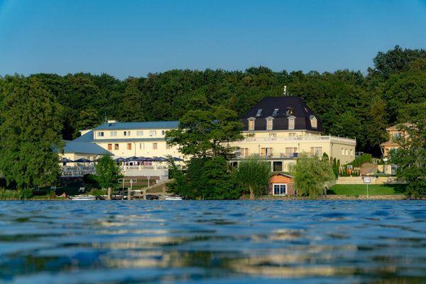 """Wellness im Hotel-Resort """"Märkisches Meer"""" Foto: Meine Zeit Mgt. AG"""