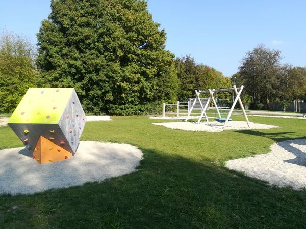 Fitness im Bewegungs- und Begegnungspark Längenmühlbach