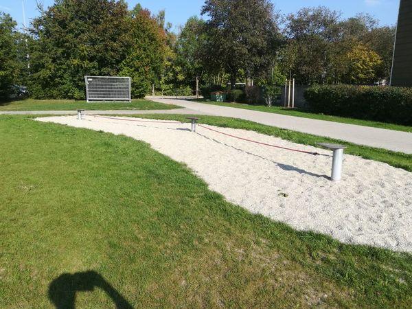 Spaß an der Bewegung im Bewegungs- und Begegnungspark Längenmühlbach