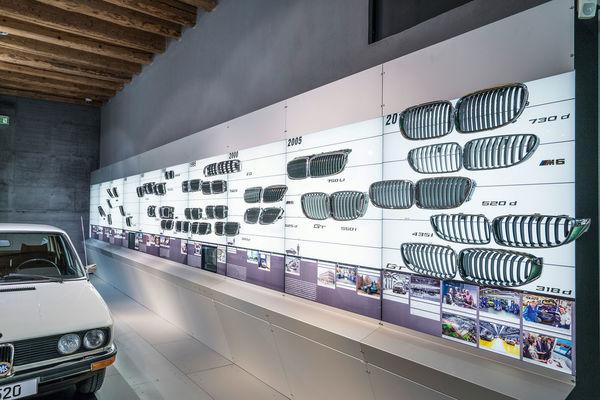 Ein Überblick über die Historie der BMW Niere