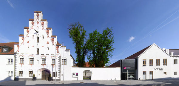 Das Museum in Dingolfing