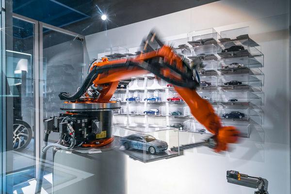 Roboterinstallationen