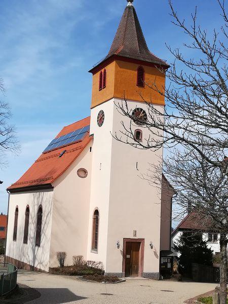 Evangelische Kirche Dobel