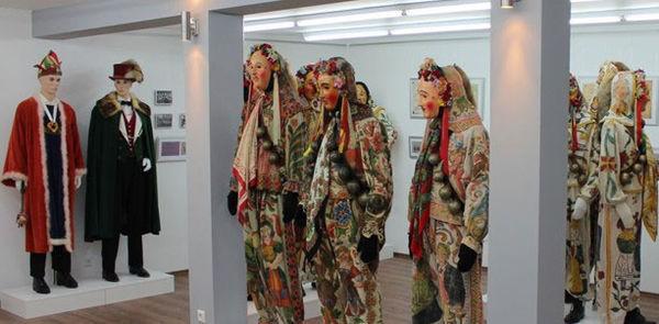 Das Zunftmuseum der Narrenzunft Frohsinn