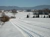 Langlaufvergnügen in der Talloipe im Langlaufzentrum Frath bei Drachselsried