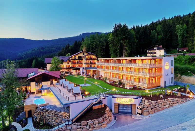 Wellnesshotel Riedlberg in Drachselsried