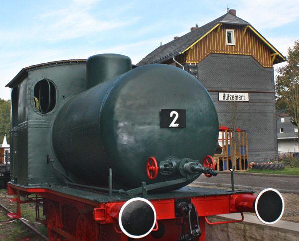 Bahnhof aussen 1