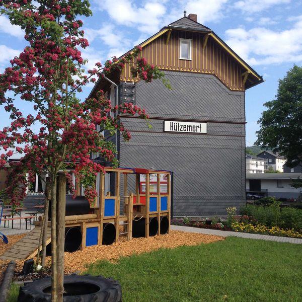 Alter Bahnhof Hützemert