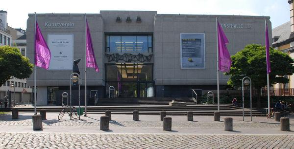 parkhaus grabbeplatz