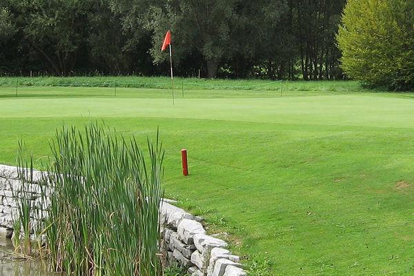 Golfplatz in Ebersberg