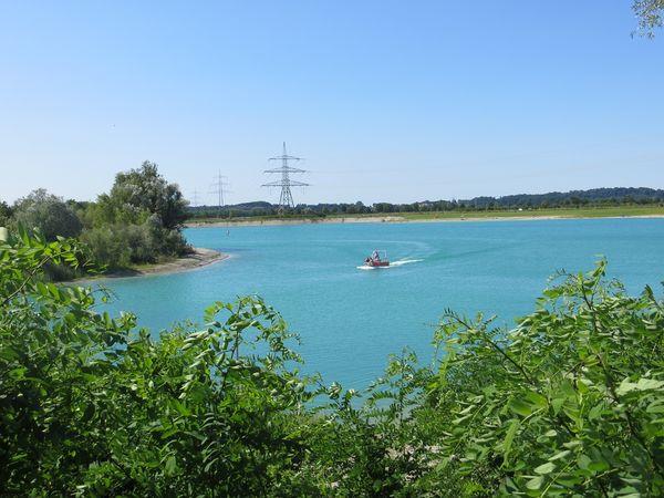 Hollerner See bei Eching