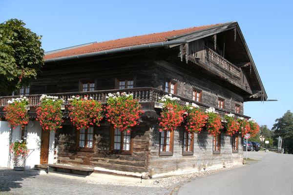 Das Krippnerhaus in Edling