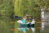 Bootsverleih am Standbad Bötzsee, Foto: Seenland Oder-Spree/Florian Läufer