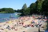 Sommer im Strandbad Bötzsee, Foto: Kathleen Brandau