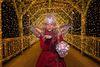 Die zauberhafte Waldweihnacht lädt zu einem romantischen Rundgang ein