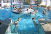 Badespaß im Granitfelsenbad in der Sonnen-Therme in Eging am See