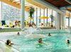 Badevergnügen für die ganze Familie bietet die Sonnen-Therme in Eging am See