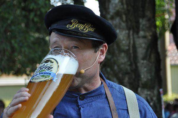 Auf dem Ulrichsfest