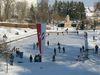 Eislaufen auf dem Ehinger Groggensee