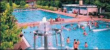 Erlebnisfreibad in Ehingen (Donau)
