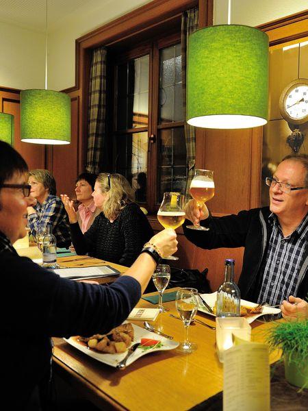 Kulinarik rund ums Bier
