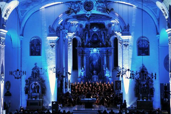 Kirche St. Blasius in Ehingen