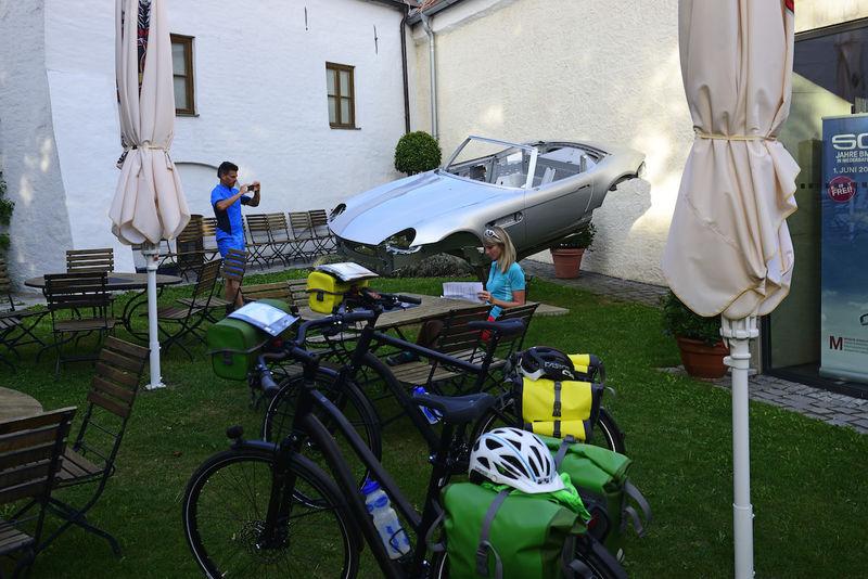 Etappe 3: Eichendorf - Dingolfing