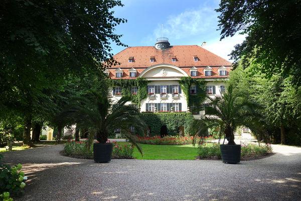 Das Schloss in Adldorf