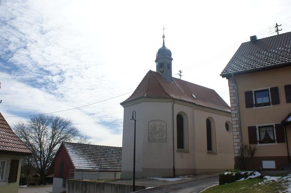 Kapelle St. Cosmas und Damian Eckartsbrunn