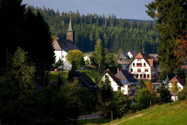 Eisenbach im Hochschwarzwald