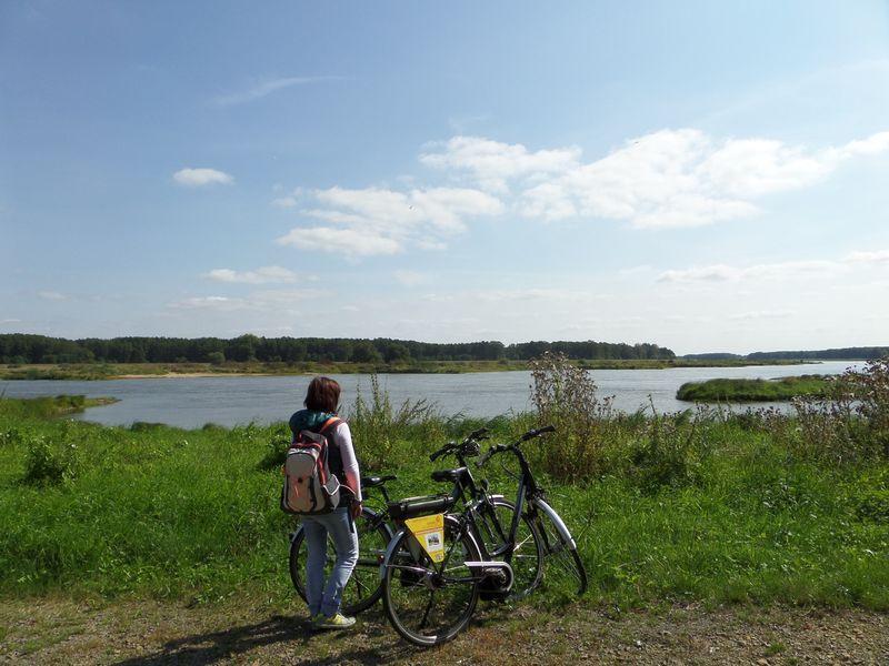 "3. Etappe ""Oder-Neiße-Radweg"": Eisenhüttenstadt - Frankfurt"