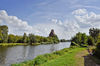 Eisenhüttenstadt am Oder-Spree-Kanal, Foto: Tibor Rostek